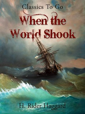 cover image of When the World Shook