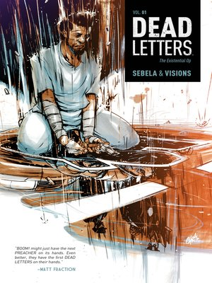 cover image of Dead Letters (2014), Volume 1