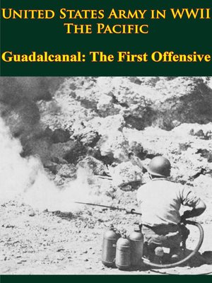 cover image of Guadalcanal