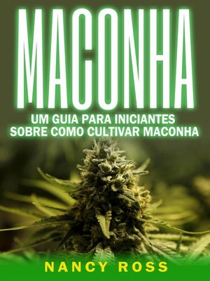cover image of Maconha