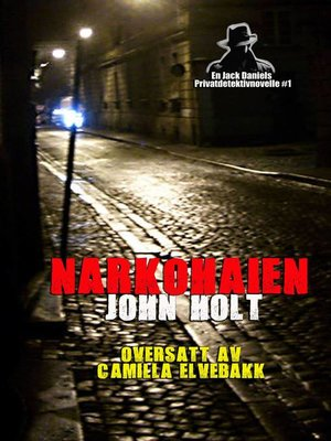 cover image of Narkohaien