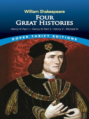 cover image of Four Great Histories