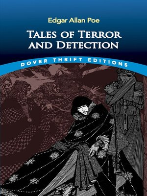 cover image of Tales of Terror and Detection