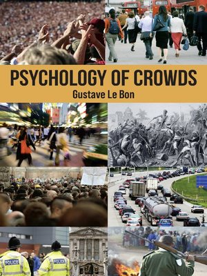 cover image of Psychology of Crowds
