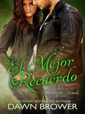 cover image of El Mejor Recuerdo