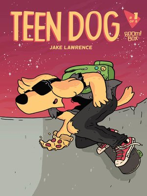 cover image of Teen Dog (2014), Issue 1