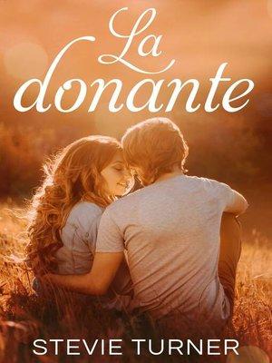 cover image of La donante