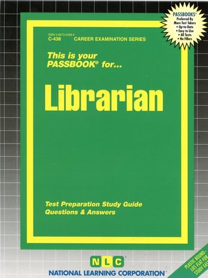 cover image of Librarian