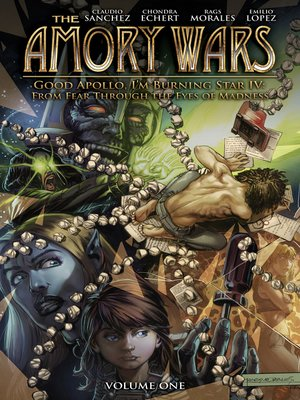 cover image of The Amory Wars: Good Apollo, I'm Burning Star IV, Volume 1