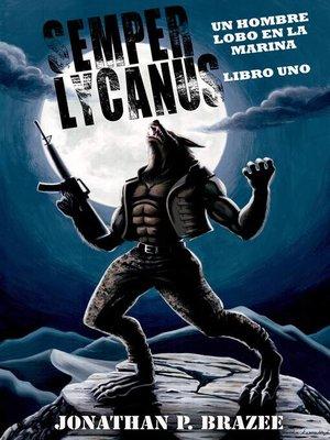 cover image of Un Hombre Lobo en la Marina