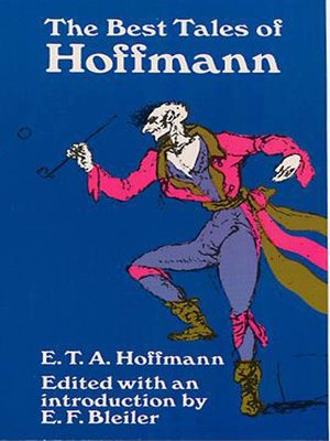 cover image of The Best Tales of Hoffmann