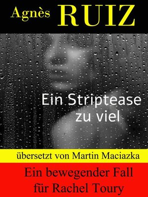 cover image of Ein Striptease zu viel