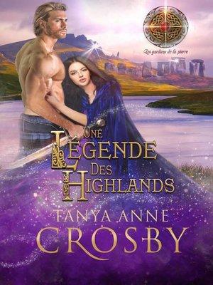 cover image of Une légende des Highlands