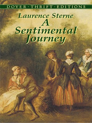 cover image of A Sentimental Journey