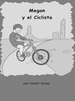 cover image of Megan y el ciclista