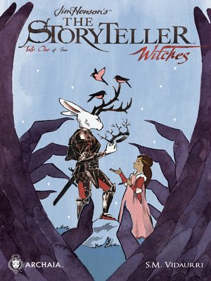 cover image of The Storyteller: Witches (2014), Issue 1