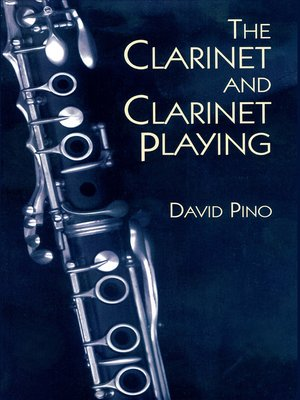 cover image of The Clarinet and Clarinet Playing