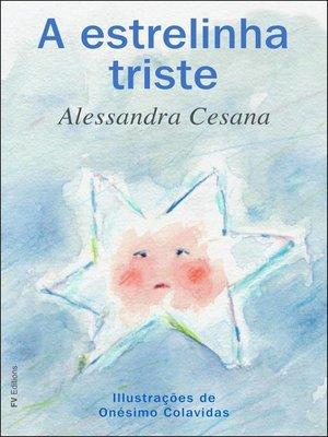 cover image of A TRISTE ESTRELINHA