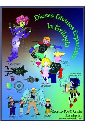 cover image of Dioses Divinos Espaciales