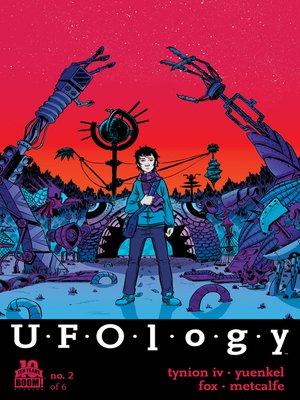 cover image of UFOlogy #2
