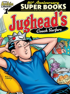 cover image of Jughead's Couch Surfers