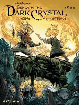 cover image of Beneath the Dark Crystal (2018), Issue 5