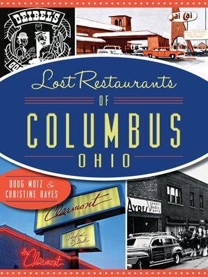 cover image of Lost Restaurants of Columbus, Ohio