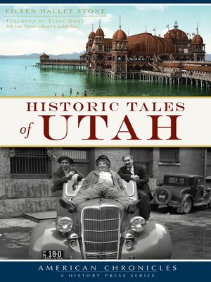 cover image of Historic Tales of Utah