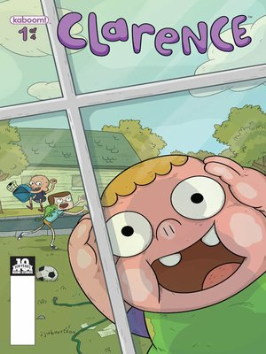 cover image of Clarence (2015), Issue 1