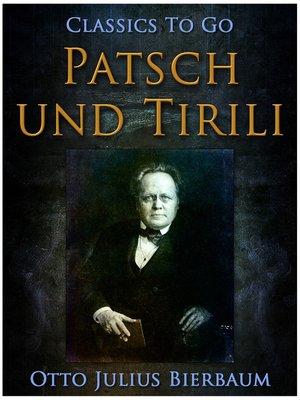 cover image of Patsch und Tirili