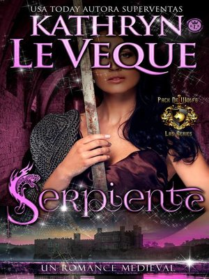 cover image of Serpiente