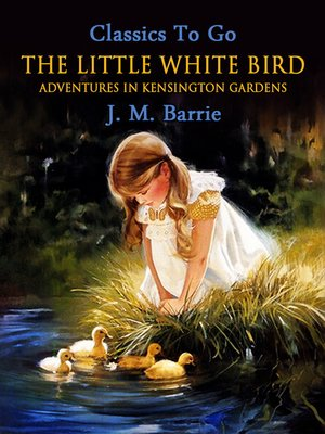 cover image of The Little White Bird