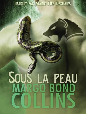 cover image of Sous la peau