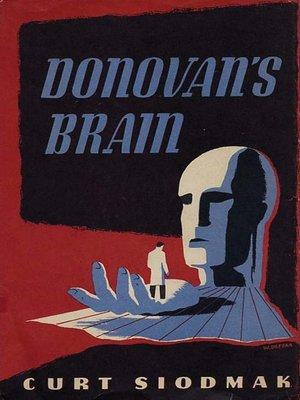 cover image of Donovan's Brain