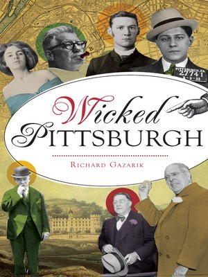 cover image of Wicked Pittsburgh
