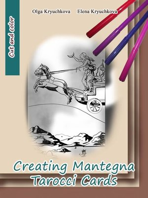 cover image of Creating Mantegna Tarocci Cards