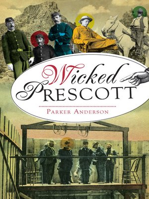 cover image of Wicked Prescott