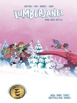 cover image of Lumberjanes, Volume 16