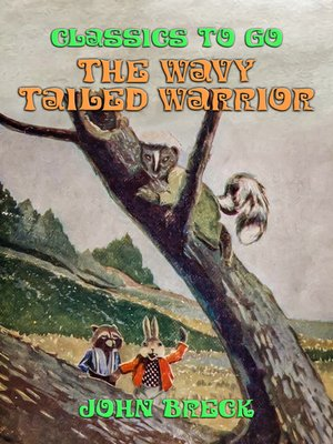 cover image of The Wavy Tailed Warrior