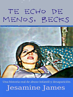 cover image of Te echo de menos, Becks