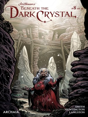 cover image of Beneath the Dark Crystal (2018), Issue 8