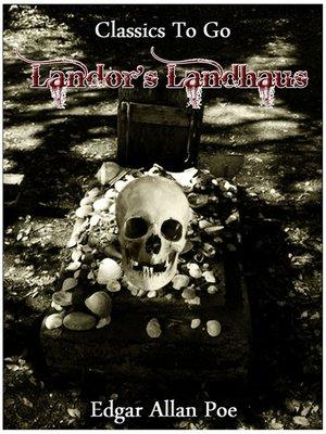 cover image of Landors Landhaus