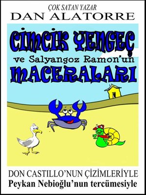 cover image of Cimcik Yengeç ve Salyangoz Ramon'un maceralari