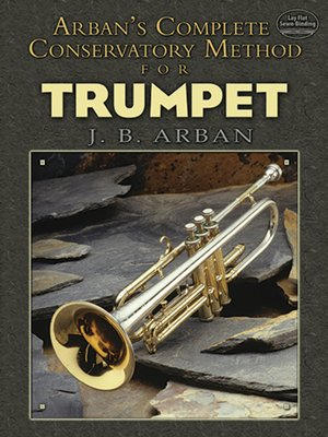 cover image of Arban's Complete Conservatory Method for Trumpet