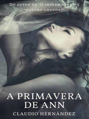 cover image of A Primavera de Ann