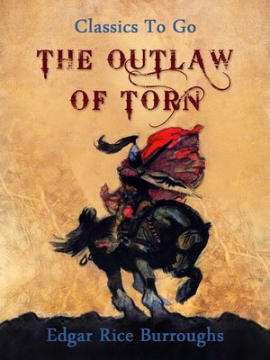cover image of The Outlaw of Torn