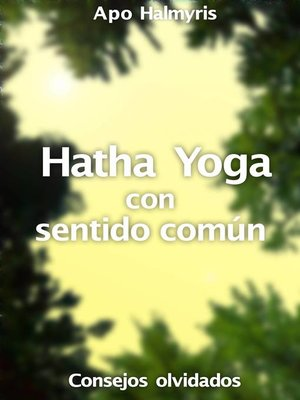 cover image of Hatha Yoga con sentido común
