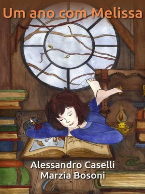 cover image of Um Ano com Melissa