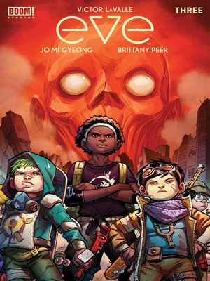 cover image of Eve #3