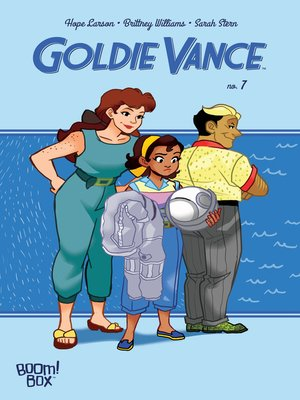 cover image of Goldie Vance #7